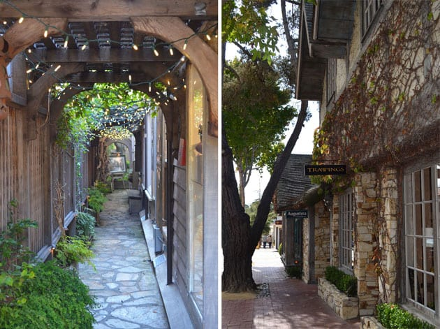 Streets of Carmel by the Sea