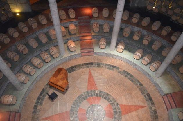 The Primus Room, Bodegas Salentein in Valle De Uco