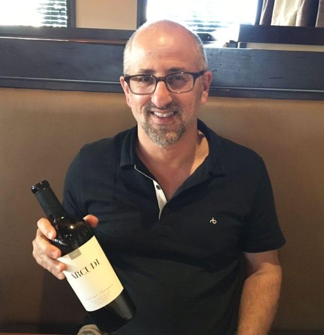 Tony Arcudi, Arcudi Wines