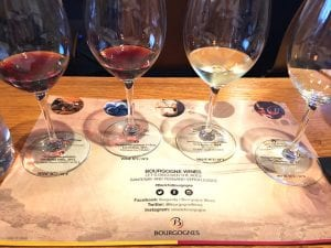 Burgundy Wine Tasting Seminar