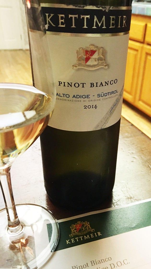 Kettmeir Pinot Bianco