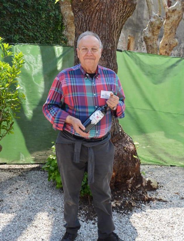 Luigi Rossi Luciani, owner Le Volpi