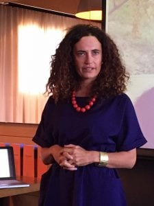 Lara Boldarino, Rodaro