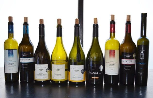 Wines of Ktima Gerovassiliou Epanomi Region