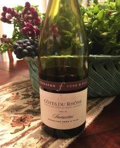 Ferraton Péres & Fils Samorëns Côtes Du Rhône Rouge