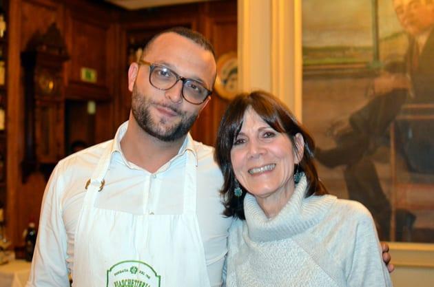Trattoria Da Burde Chef with Cori Solomon