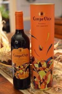 Campo Viejo Rioja Reserva 2011 Art Series