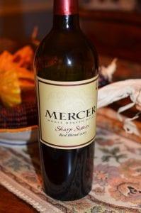 Mercer Sharp Sisters Red Blend