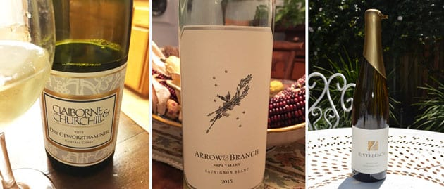 White Wines 2016 Wines in Review