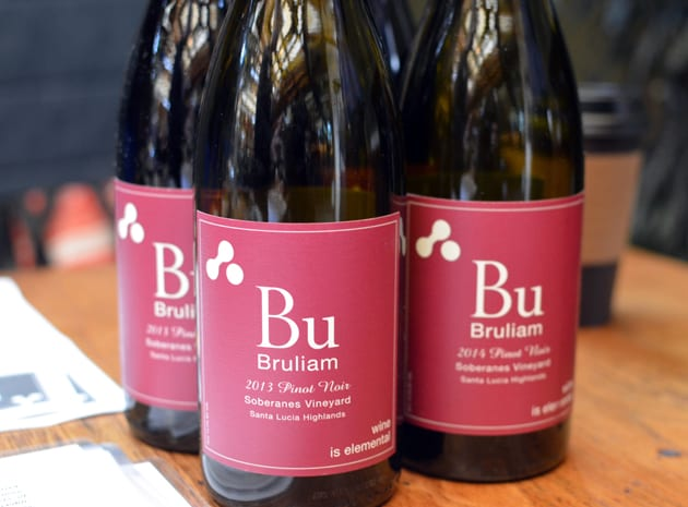 Bruliam Pinot Noir Santa Lucia Highlands