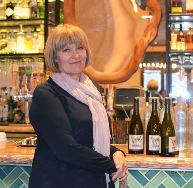 Erica Crawford, Owner Loveblock Wines