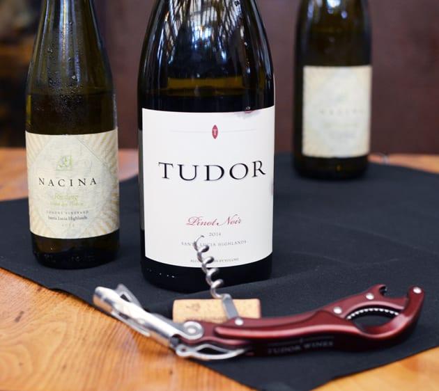 Tudor Wines Pinot Noir