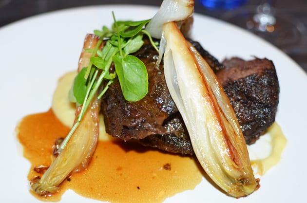 Wolf Restaurant Braised Beef Cheek