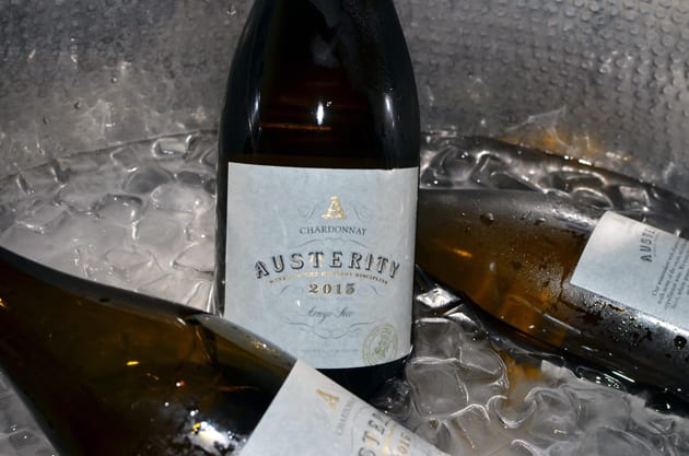 Austerity Wines Chardonnay