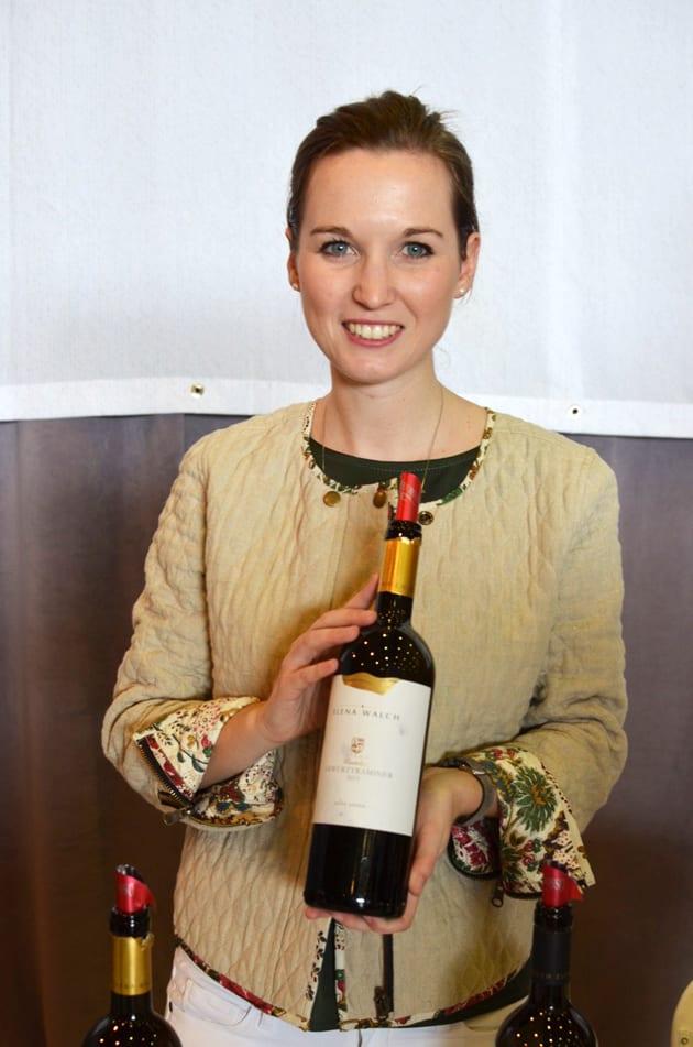 Karoline Watch - Elena Watch Winery