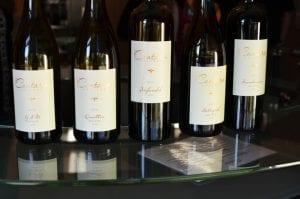 The wines of Cantara Cellar, Camarillo, CA