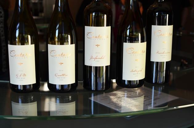 Cantara Cellar, Camarillo Winery