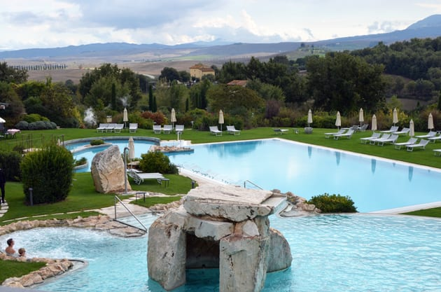 Hotel Adler Outdoor Pools