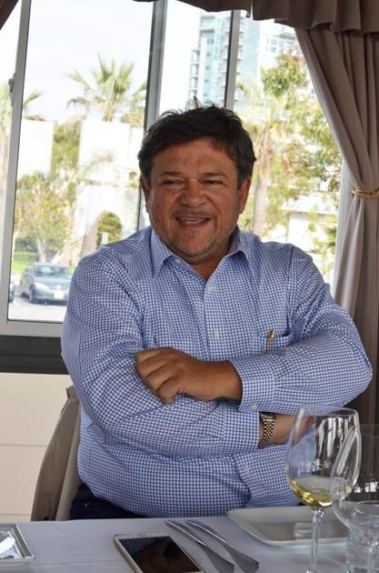 Lucio Gomiero, Owner/Winemaker Vignalta