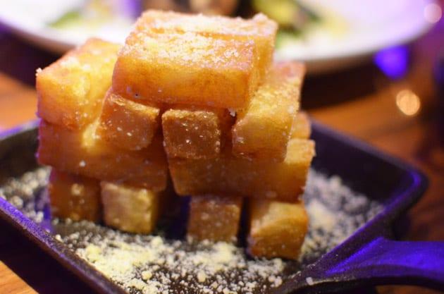 STK Steakhouse Parmesan Truffle Fries
