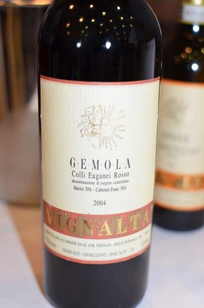 Vignalta 2004 Gemola