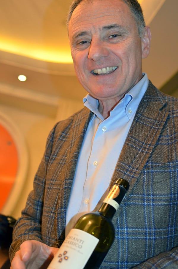Andrea Cecchi, Owner Cecchi Family Estates