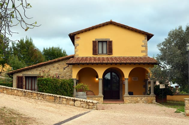 Terenzi Country Farmhouse