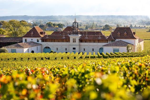 Chateau Angelus Winery