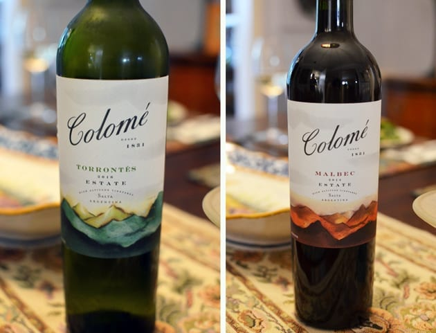 Colomé Wines from Salta