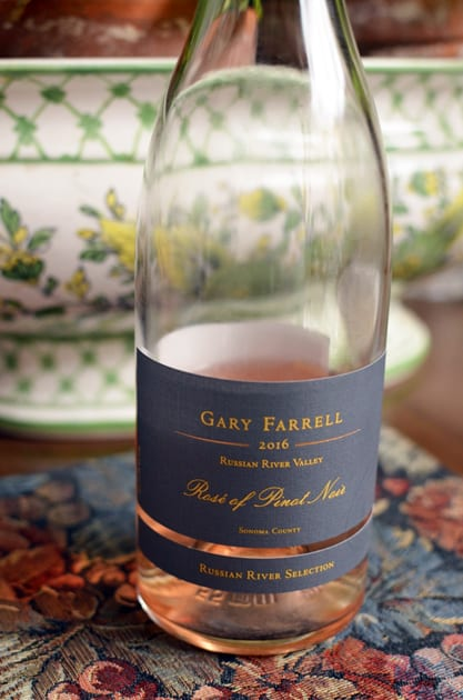 Gary Farrell Rose of Pinot Noir