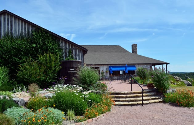 Chaumette Vineyards & Winery Midwest Winery Destination