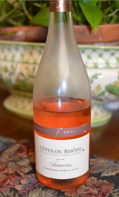 Cotes Du Rhone Samorens Rose