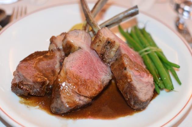 Mr C Beverly Hills Grilled Lamb ChopsMr C Beverly Hills Grilled Lamb Chops