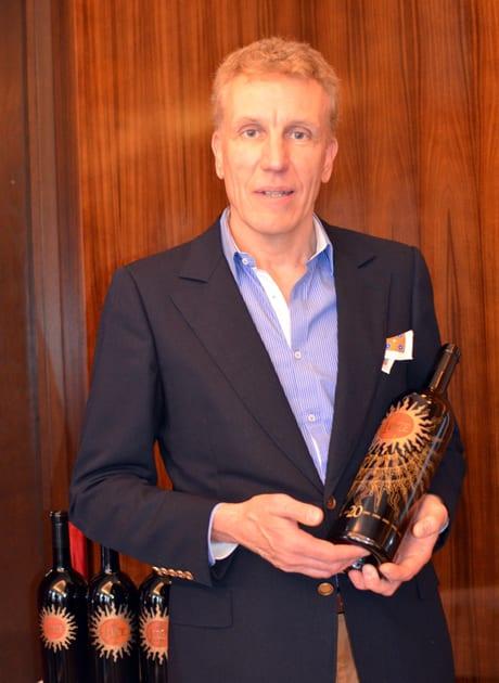 Stefano Ruini, Enologist and Technical Advisor at Luce Della Vite