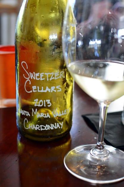 Sweetzer Cellars Chardonnay Santa Maria Valley