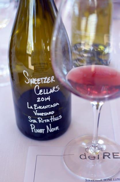 Sweetzer Cellars Pinot Noir La Encantada