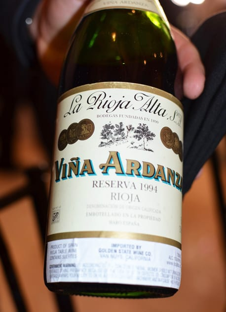La Rioja Alta Vina Ardanza Reserva 1994