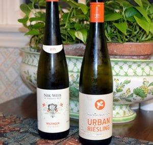 Nik Weis St. Urban-Hof Riesling Wine