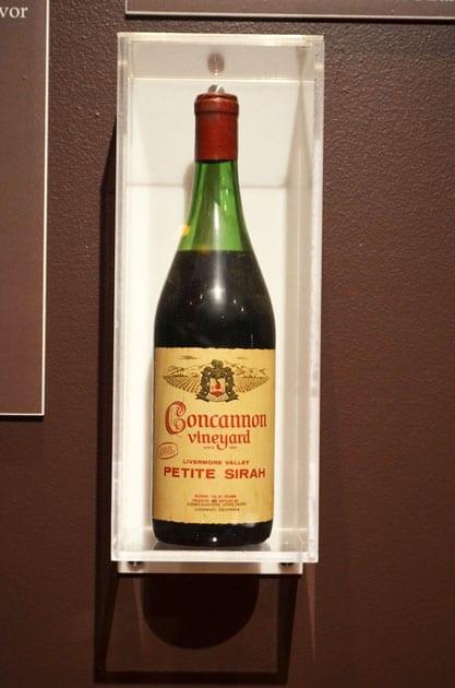 1961 Concannon Petite Sirah