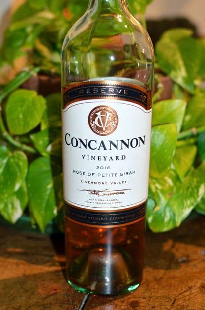 Concannon Vineyard Rose of Petite Sirah