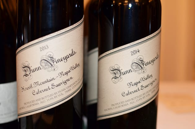 Dunn Vineyards Cabernet Sauvignon