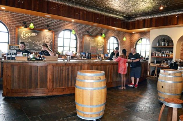 Livermore Valley Concannon VineyardTasting Room