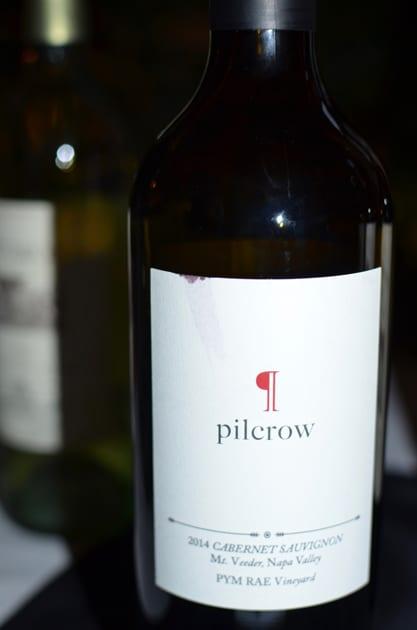 Pilcrow Cabernet Sauvignon