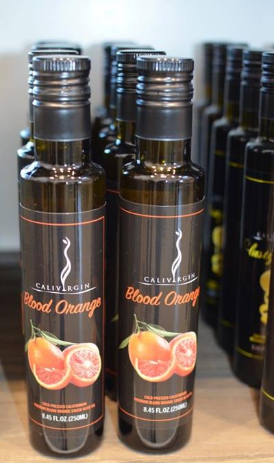 Calivirgin Blood Orange Flavored Olive Oil