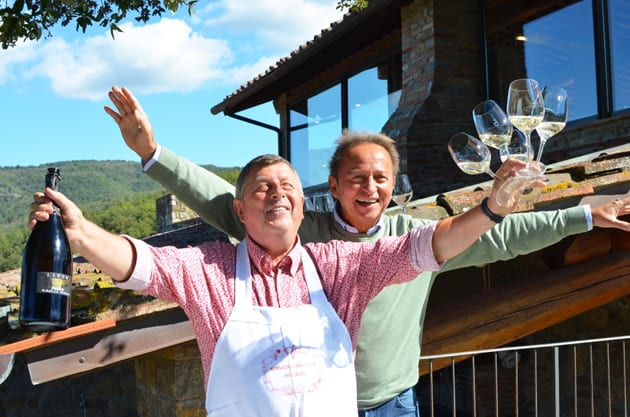 Livon Family Wines from Collio, Tuscany and Umbria