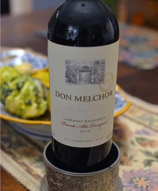 Don Melchor Chilean Cabernet Sauvignon