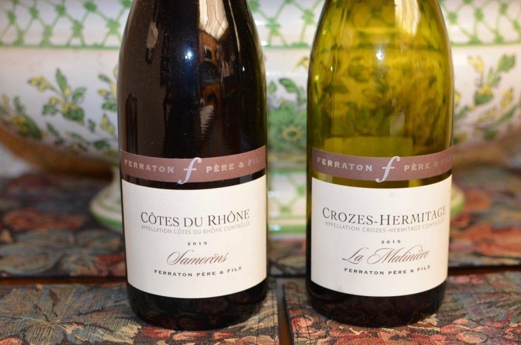 Ferraton Pere & Fils Red Wines