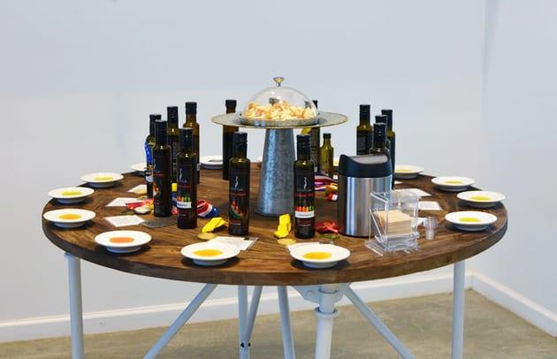 Lodi Olive Oil-Calivirgin Tasting Room