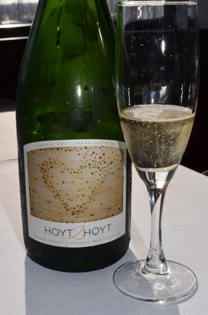 Hoyt 2 Hoyt Sparkling Wine