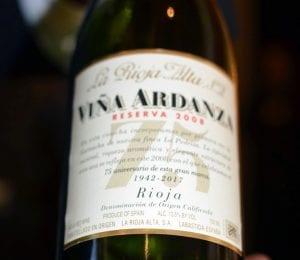 La Rioja Alta Vina Ardanza Reserva 2008